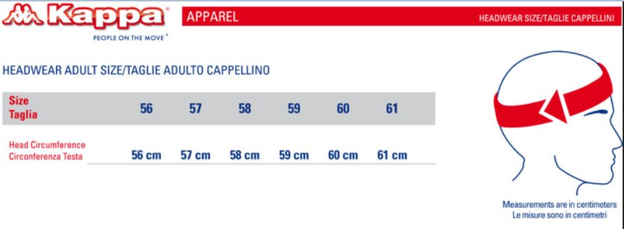 Chapeau avec visi egrave re officiel NAPOLI S.S.C. 100% d origine KAPPA ·  Hat ... a53643d9540c