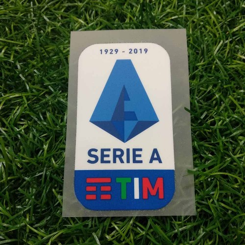 PATCH THERMAL-WELFABLE SERIES Season 2019/2020 Milan Inter Napoli Juventus  Atalanta Lazio Roma Torino